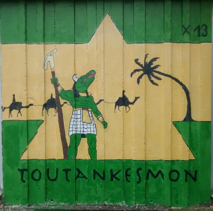 The ToutanKèsmon