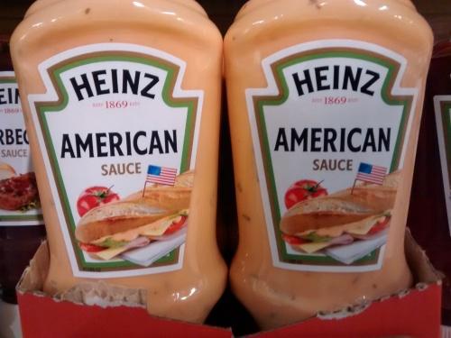 american sauce