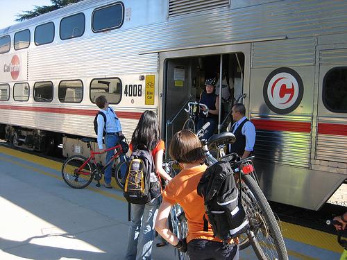 Bikes-Boarding-Caltrain